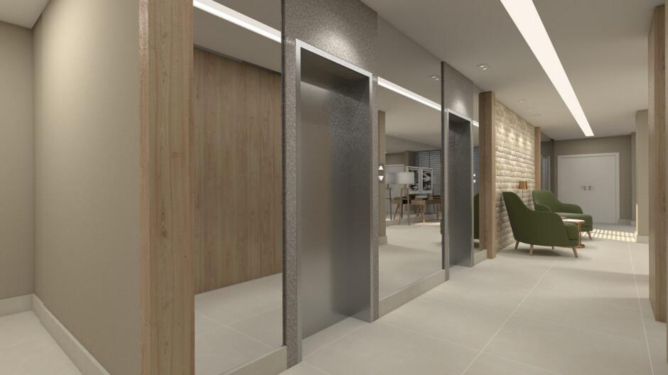 Área De Lazer | Edifício Triunfo Residence