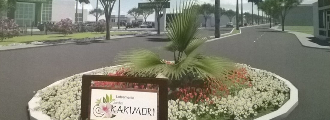 Jardim Kakimori